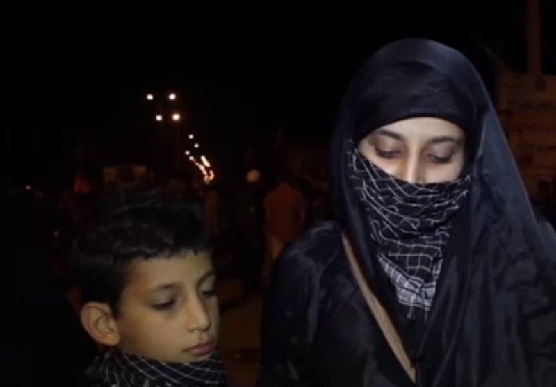 فیلم/جاماندگان اربعین در مهران