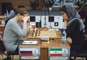 پیروزی ارزشمند خادمالشریعه/ سارا، قهرمان سابق اروپا را شکست داد