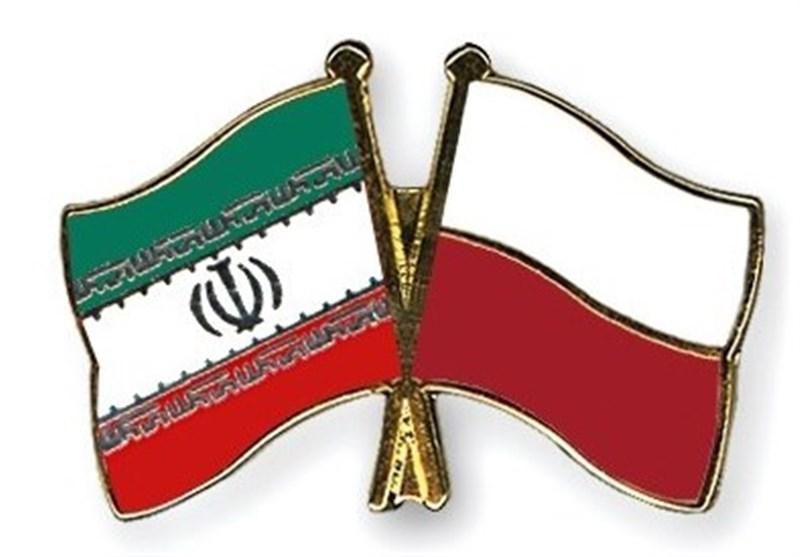 ایران لهستان