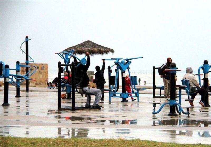 اقدام عجیب اداره ورزش و جوانان سنندج در فصل زمستان