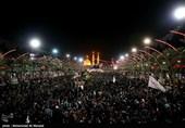 شام اربعین حسینی در کربلای معلای