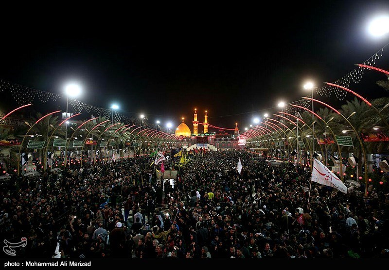 Number of Iranian Pilgrims Visiting Iraq on Arbaeen Up by 22%: Official