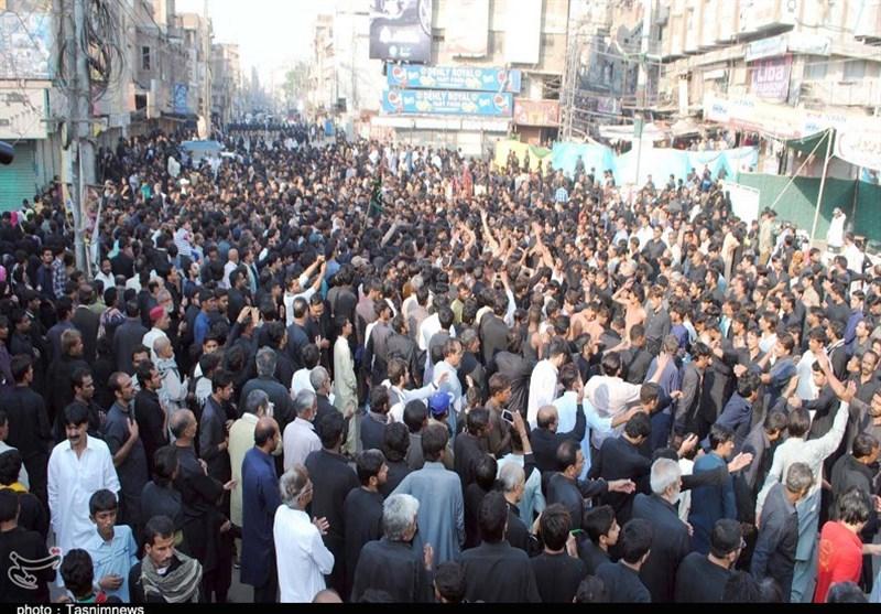 ملک بھر میں یوم عاشورعقیدت و احترام کے ساتھ منایا گیا
