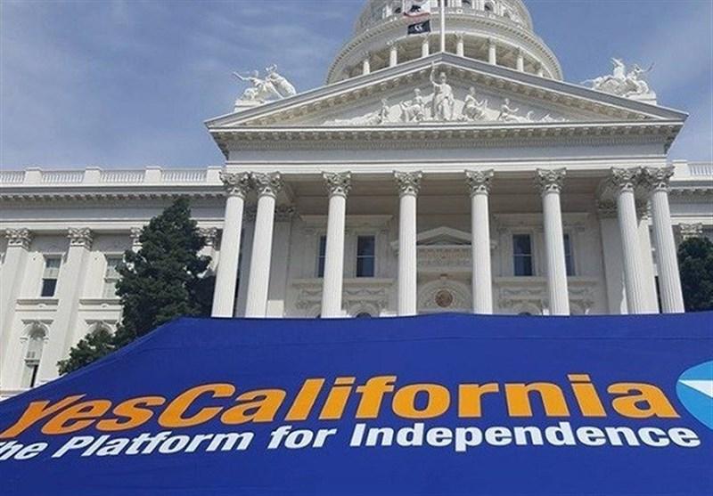 دعوة لإجراء استفتاء حول انفصال کالیفورنیا عام 2018