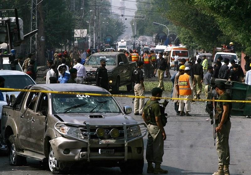 صوبہ خیبرپختونخوا کے دارالحکومت پشاور میں دھماکہ؛ تین ایف سی اہلکار شہید اور تین زخمی