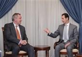 بشار اسد و راگوزین