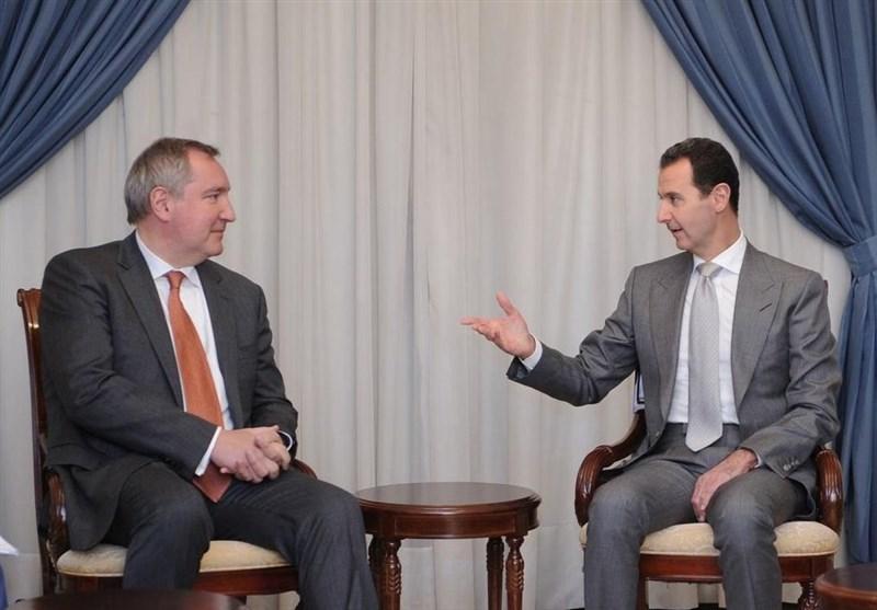 نائب رئیس الوزراء الروسی: ندرس کافة الإمکانیات لدعم سوریا