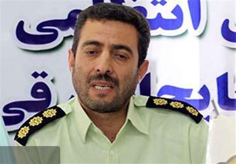 صابر عباس زاده رئیس پلیس آگاهی آذربایجان شرقی