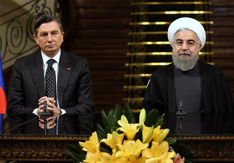 روحانی: ایران والاتحاد الاوروبی یسعیان للاستفادة من الفرص عقب الاتفاق النووی