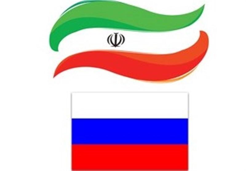 پرچم روسیه ایران