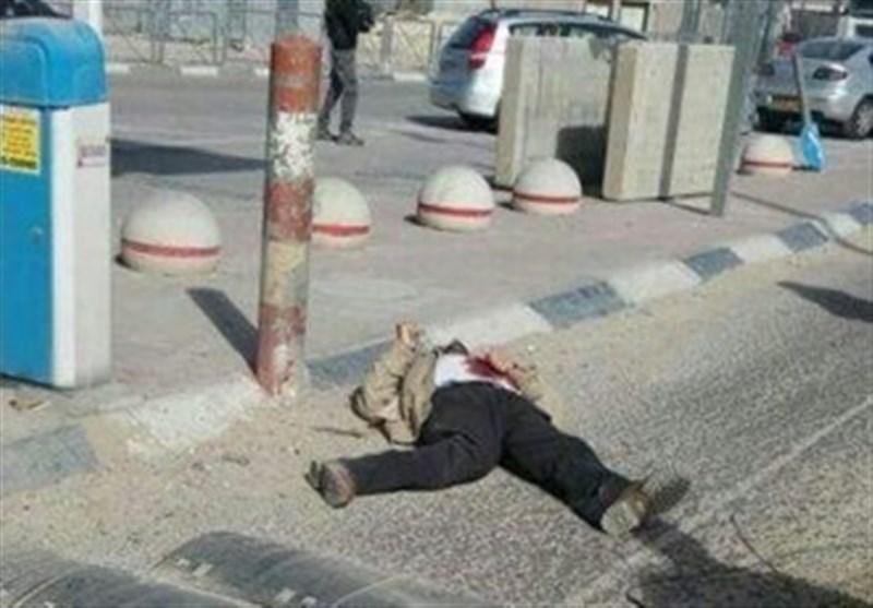 الاحتلال الصهیونی یعدم فلسطینیا بدعوى محاولته تنفیذ عملیة طعن على حاجز شعفاط