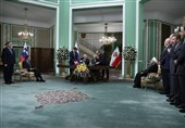 Iran, Slovenia Sign 3 MoUs after High-Profile Meeting