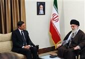 رئیسجمهوری اسلوونی با امام خامنهای دیدار کرد
