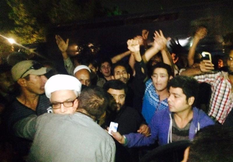 مولانا مرزا یوسف حسین ملیر جیل سے رہا