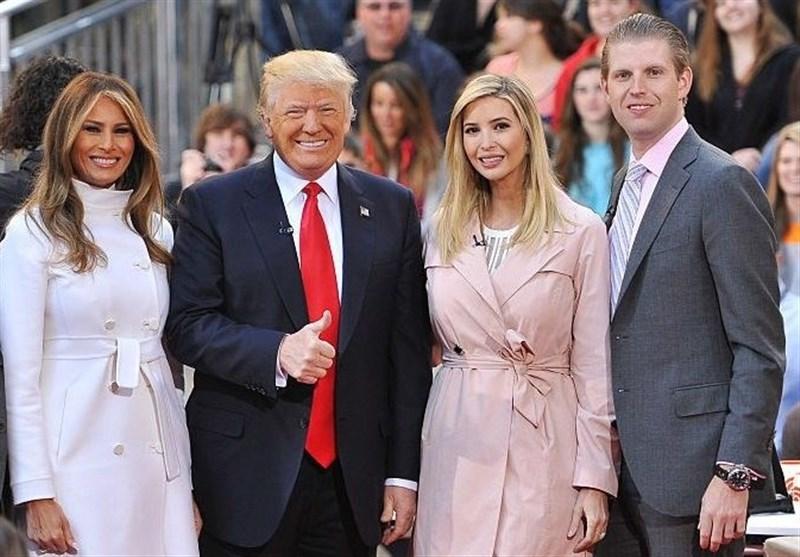 ترامپ با کابینه خانوادگی حکومت خواهد کرد؟