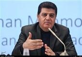 عدنان محمود سفیر سوریه در همایش نظام بینالملل، تحولات منطقهای و سیاست خارجی جمهوری اسلامی