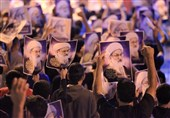 Bahraini Citizens Stage Protest in Solidarity with Sheikh Qassim (+Photos)