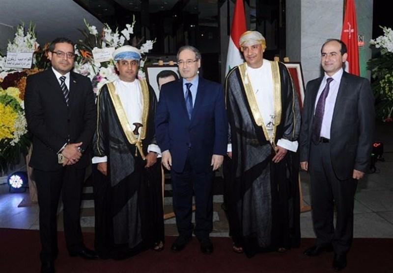 سوریه عمان