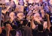 بحرینی عوام کے انقلابی رہنماؤں کی حمایت میں مظاہرے اور آل خلیفہ کے مظالم جاری