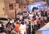 Şeyh İsa Kasım'ın Yargılanmasının Arifesinde Bahreyn Halkı Protesto Düzenledi