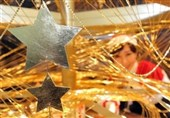 Solid gold Christmas tree goes up for sale in Tokyo