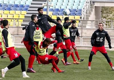 مصدومیت احمدزاده و بازگشت بیرانوند به تمرینات