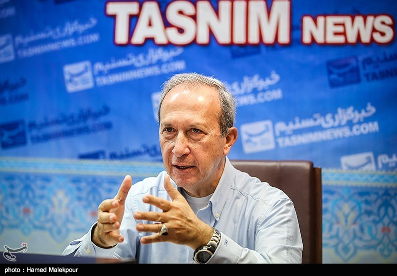 حضور فرمانده سابق نیروی دریایی ترکیه در خبرگزاری تسنیم