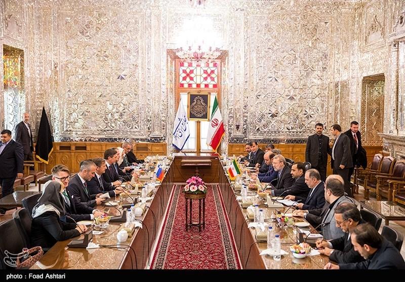 Slovenian President Highlights Iran's Stability, Strategic Position