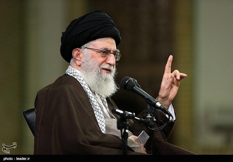Ayatollah Khamenei Warns US against Iran Sanctions Extension