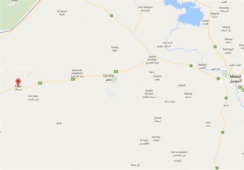 Iraklı Güçler Musul'un Batısında İlerleyişini Sürdürüyor