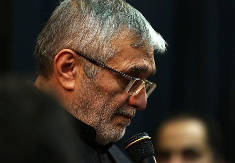 مدیحهسرایی «منصور ارضی» در شب چهارم محرم در مسجد ارک + صوت و فیلم