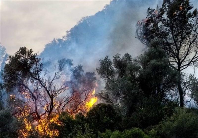 الحرائق تتجدد فی کیان الاحتلال والإبقاء على الطوارئ