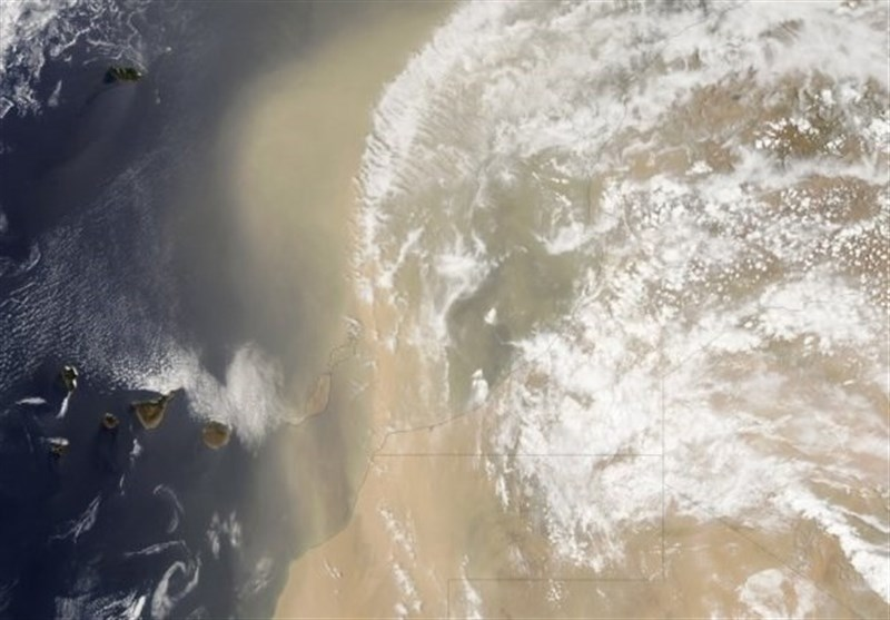 Huge Reduction in African Dust Plume Impacted Climate 11,000 Years Ago