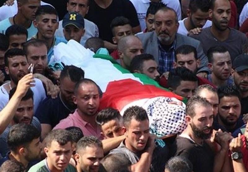 شهید فلسطینی