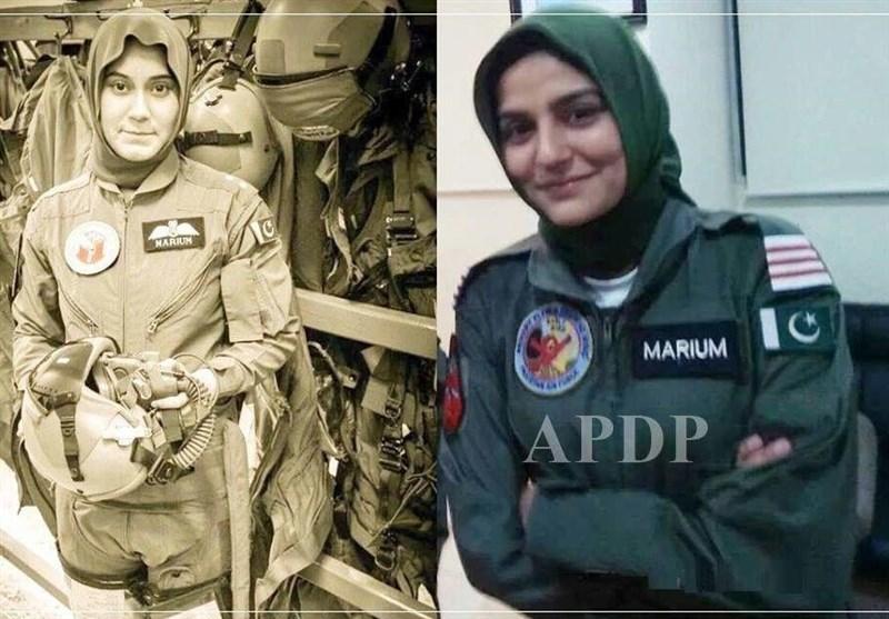 پاکستان کی پہلی شہید خاتون پائلٹ مریم مختیار کی پہلی برسی