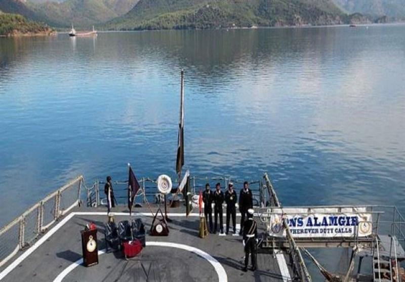 بلیو شارک 2016 جنگی مشقیں؛ پاک نیوی کے افسران اور جوان اناطولیہ پہنچ گئے