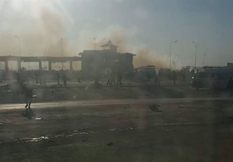 İran, Hille Patlamasını Kınadı