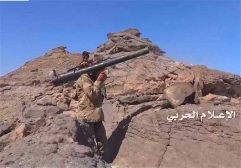 الجیش الیمنی یستهدف تجمعات لقوى العدوان فی الجوف