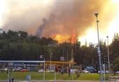 آتشسوزی حیفا