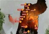 آتش اسرائیل