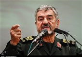 IRGC Chief Brushes Off Military Threats against Iran