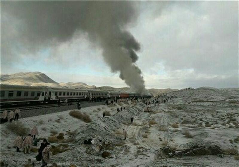 Train Collision Kills Several in Iran (+Video)
