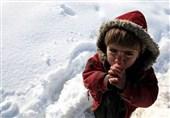 کودک و سرمای افغانستان