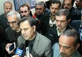 وزیر راه و شهرسازی در سمنان