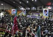 """اجتماع بزرگ """"بسیجیان نماد شکوه و مقاومت"""" در نهبندان برگزار میشود"""
