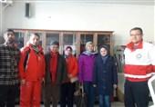 کوهنوردان مالیزیایی