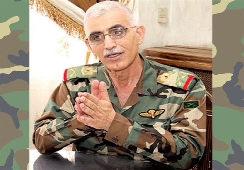 اللواء محمد عباس سوریا