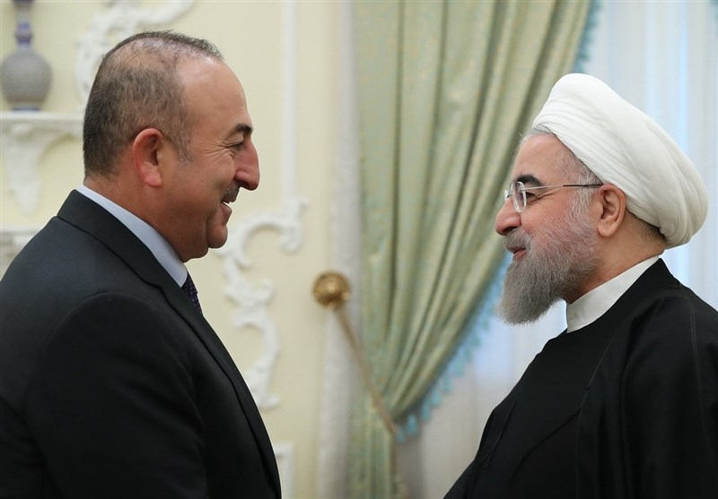 President Stresses Iran-Turkey Collaborations on Regional Peace