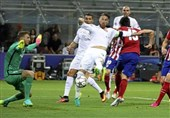 سرخیو راموس اتلتیکومادرید رئال مادرید فینال لیگ قهرمانان اروپا