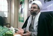 حجت الاسلام اسماعیل تدینی مدیرکل اوقاف سیستان و بلوچستان .